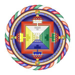Maitripa College is affiliated with the Foundation for the Preservation of the Mahayana Tradition (FPMT)