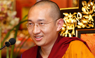 Khangser Rinpoche