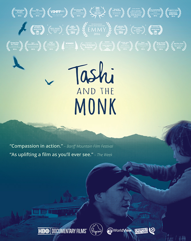 Tashi and The Monk Film