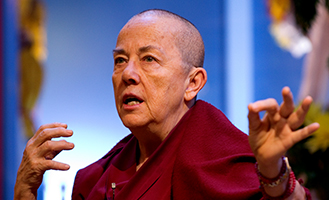 Venerable Robina Courtin: Resiliency, 7-Point Mind Training
