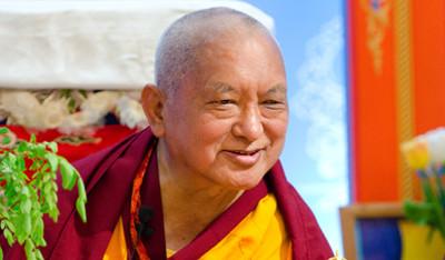 Lama Zopa Rinpoche at Maitripa College
