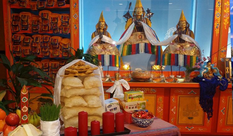 Celebrate Losar (Tibetan New Year) with the Maitripa College Community this  Thursday - Maitripa College