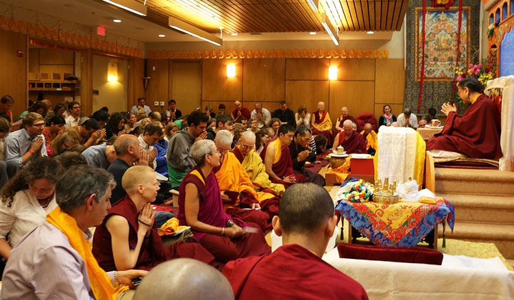 His Holiness Kyabgon Gongma Trichen Rinpoche (The Sakya