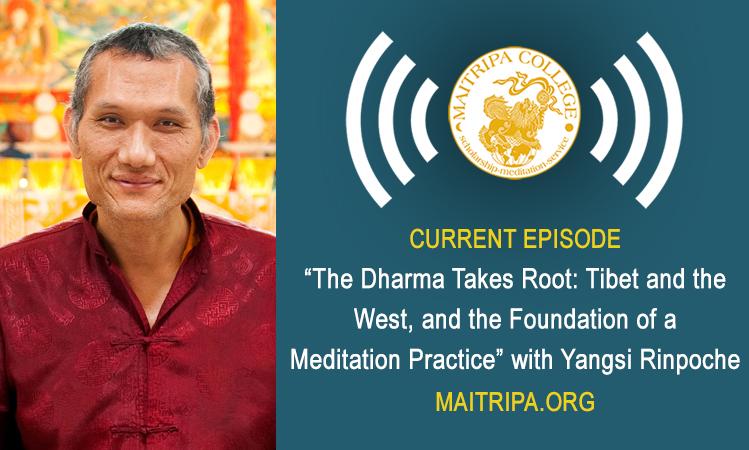 Maitripa College Podcast